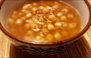Macro-mesciua. Magnifica zuppa