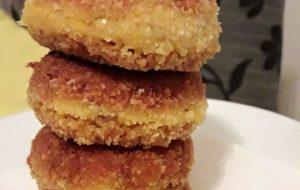 Polpette di grano saraceno, zucca e tofu