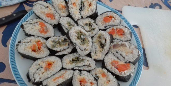 "Sushi ""Svuota Frigo"""