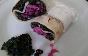 Rotolini farciti con verdure fermentate
