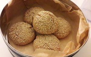 Biscotti al profumo di bergamotto
