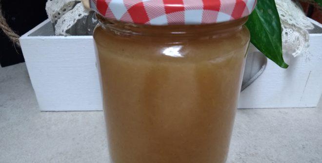 Confettura alle mele e cannella