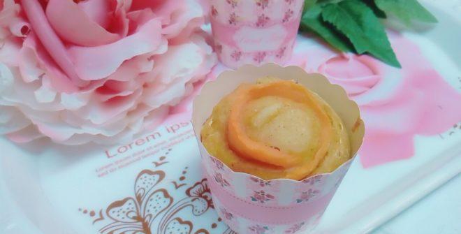 Muffin al melone e pinoli