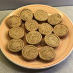 biscotti con crema alle nocciole